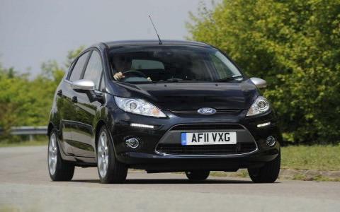��������� Ford Fiesta Centura