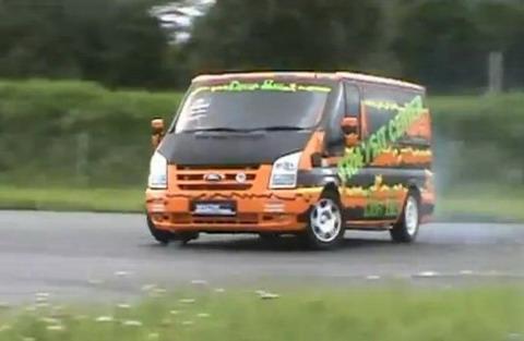 �������� Ford Transit V8
