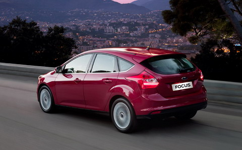 Ford Focus III ���������� �� ���������� �������