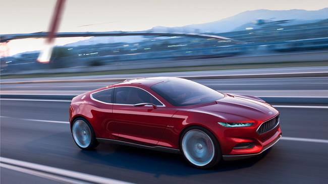 Концепт Ford Evos — новый взгляд на дизайн и технологии