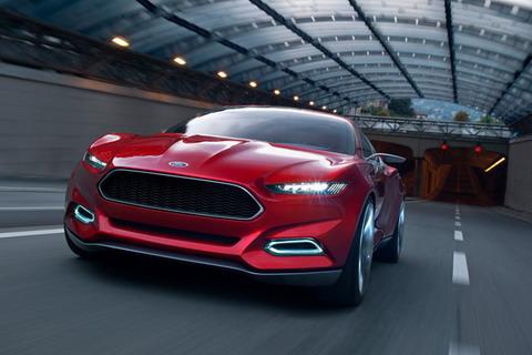 ������� Ford Evos - ����� ������ �� ������ � ����������