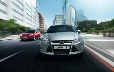 Новый Ford Focus завоевывает российский рынок