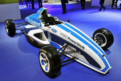 Ford Formula EcoBoost 2012