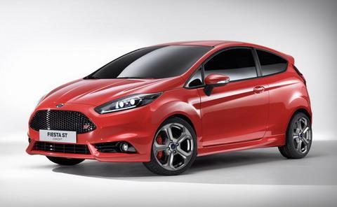 ��������� 2011: �������-��� Ford Fiesta ST