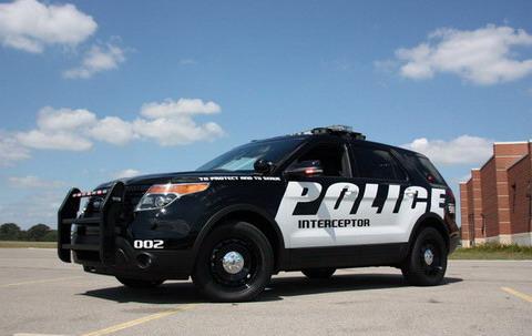 Ford Police Interceptors ������� ������� �������