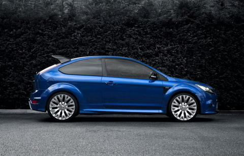 ����� ����� Cosworth ��� Ford Focus RS