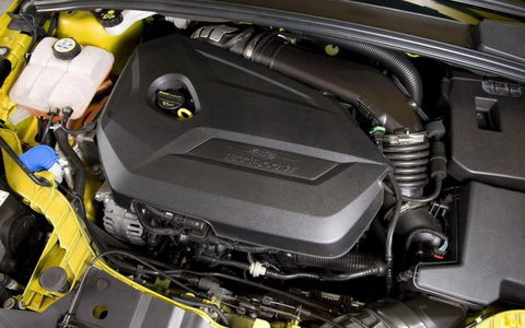 Ford Escape получит двигатели серии EcoBoost