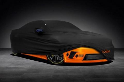 Ford Explorer 2012 � Mustang GT 5.0 � ���-������