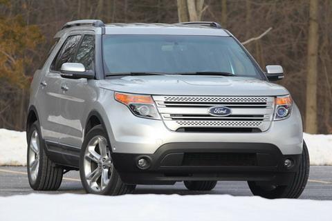 ������ 100.000 Ford Explorer
