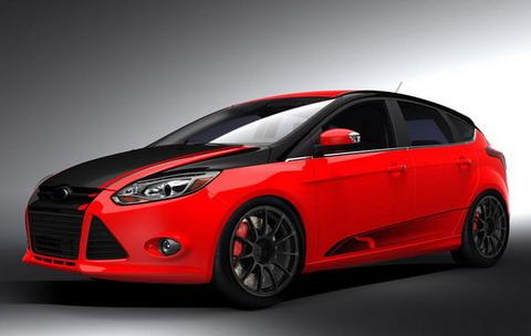 Ford Focus � Fiesta ����� ����� ������������ �� SEMA