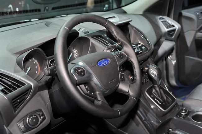 Новый Ford Escape в Лос-Анджелесе