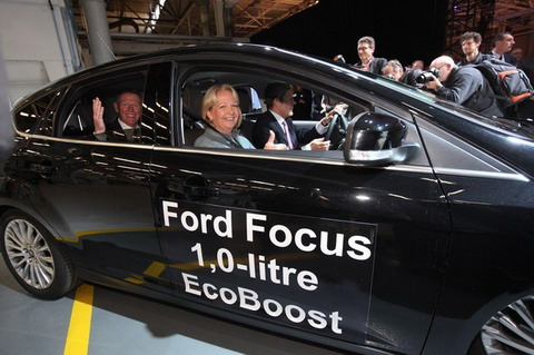 Ford Focus ������� ��������� ������� 1 ����