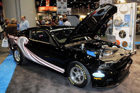 ����� Mustang Cobra Jet ��� ����-��������