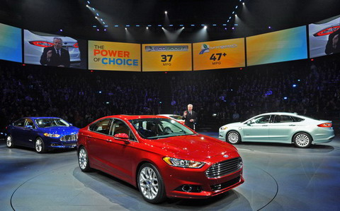 ����� Ford Fusion: ������ ����������� ����������