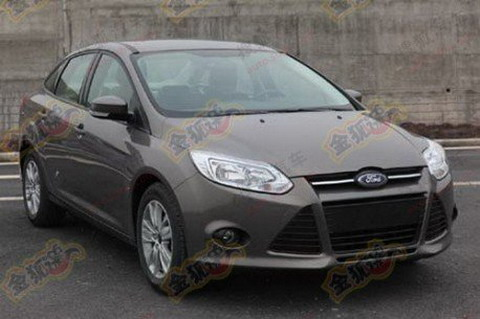 � ����� ������ ������ Ford Focus III