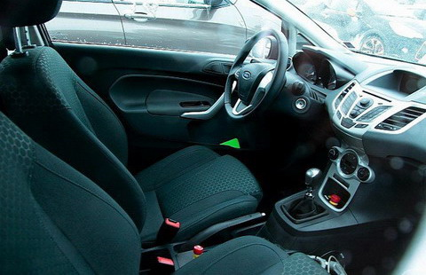 ������������� ������� �������� ����� Ford Fiesta ST