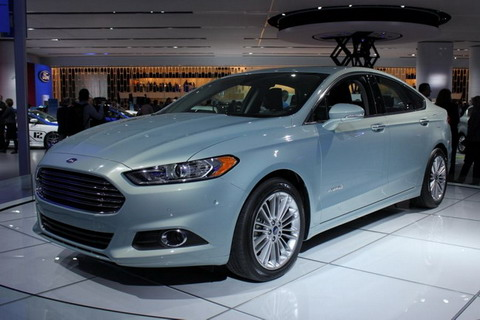 ����� Ford Fusion ����