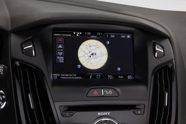 Электрической версии Ford Focus разрешили ездить по спецполосам
