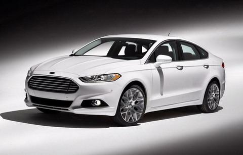 Новый Ford Fusion получит систему Start-Stop