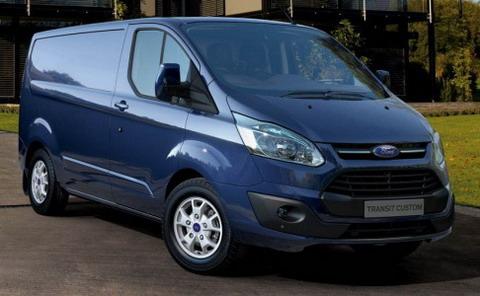 Новый Ford Transit 2012