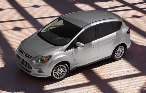 Ford ��������� ���� �� Ford C-Max Hybrid