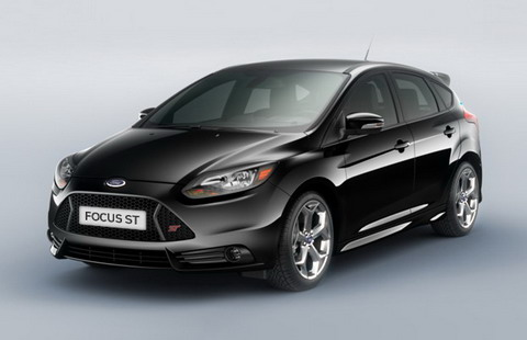 ����� ������ Ford Focus ST