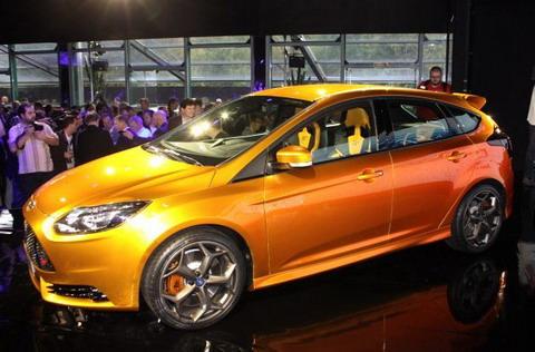 Ford Focus ST нового поколения