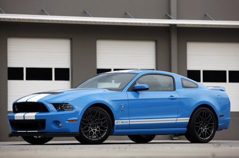 ���� Ford Shelby GT500