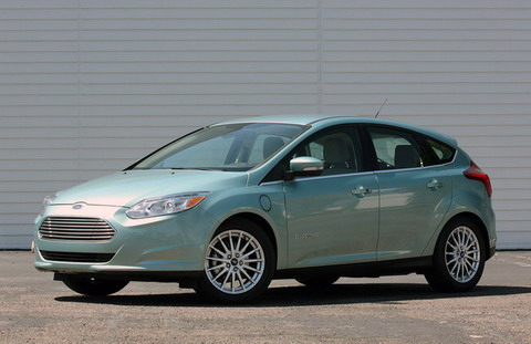 ������ Ford Focus Electric �� ���� � �������