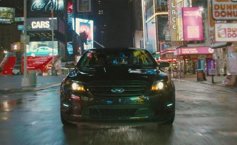 "Ford Taurus � ������ ""���� � ������ 3"""
