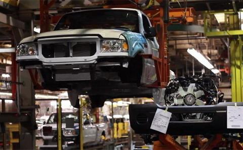 В Америке выпущен последний пикап Ford Ranger