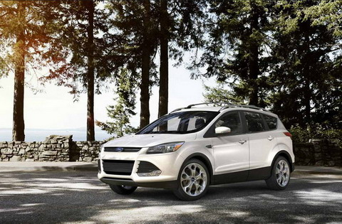�������� ������ ���������� Ford Escape
