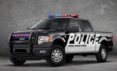 Ford выпустил специальный пакет для F-150