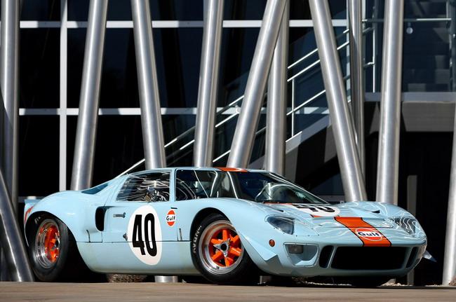 Пару редких Ford GT40 выставят на аукцион