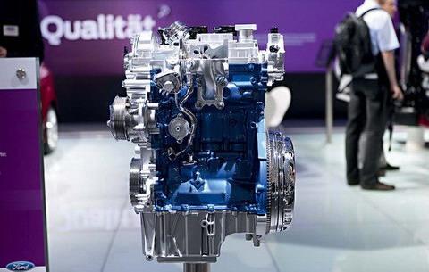 Литровый двигатель Ford EcoBoost