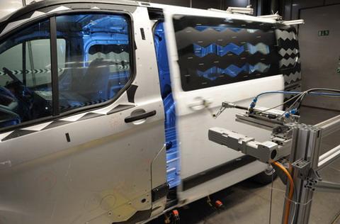 Новый Ford Transit Custom успешно прошел тест