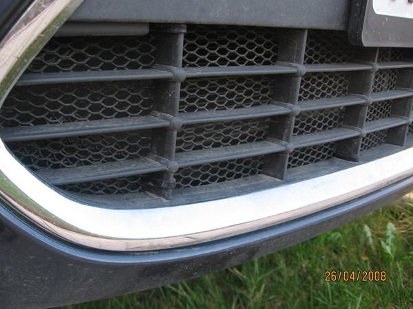 FF2 2008 Установка защиты радиатора без снятия защиты картера