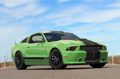 Shelby ������� ����������� GT350 2013
