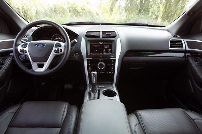 Ford превысит продажи EcoBoost на 100000 единиц
