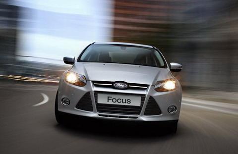 Результаты продаж автомобилей Ford во II кв.2012.