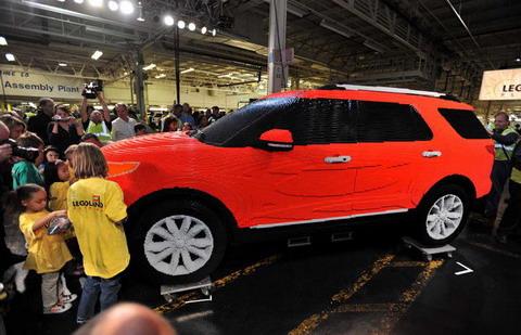 ������� Ford Legoland