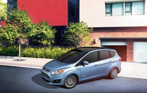 Ford C-MAX Energi: ����������� ������