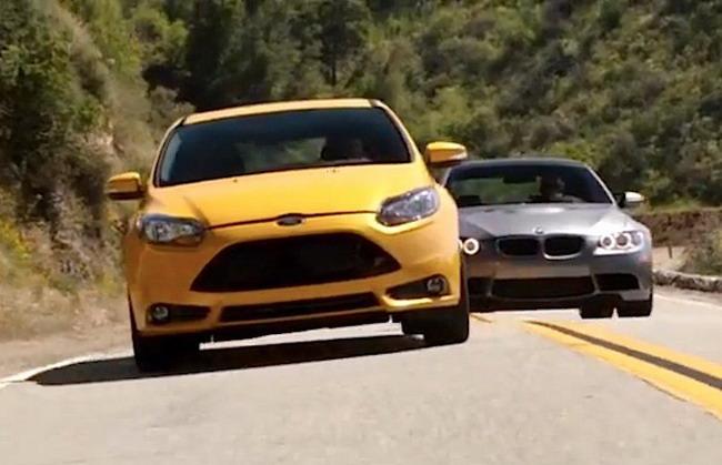 Ford Focus ST против своих конкурентов