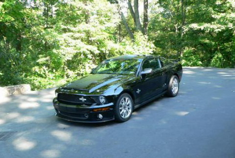 Ford Mustang �������� ����� ����� ��������� �� ��������
