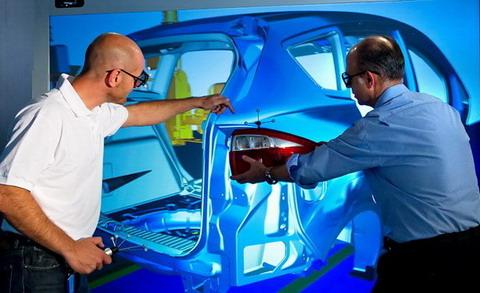 Ford планирует создать «виртуальную фабрику»