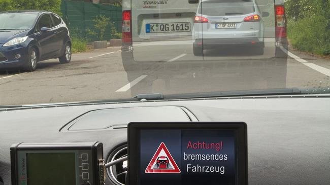 Компания Ford начинает испытания технологий будущего
