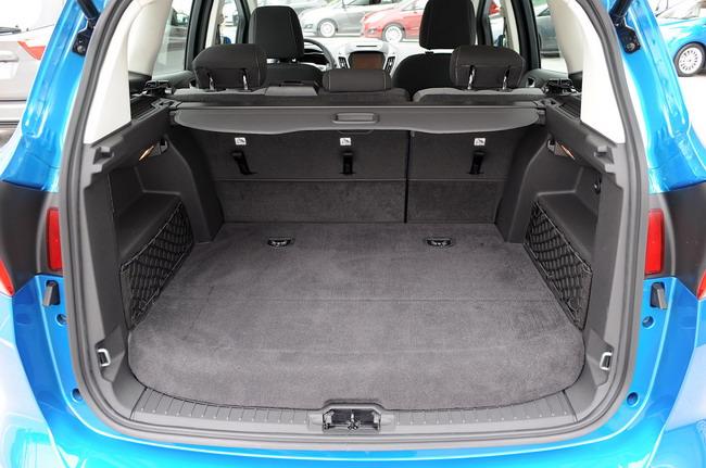 Ford C-MAX Hybrid 2013. Первые фото