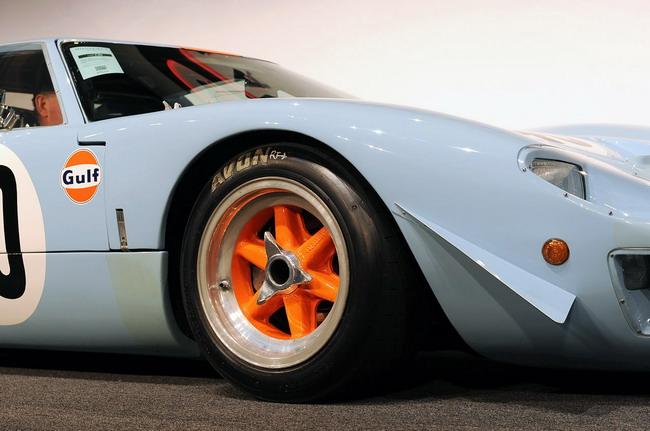 Ford GT40 1968 г.в. продан за рекордную цену $ 11 млн.