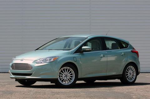Ford инвестирует 135 млн.$ в электромобили