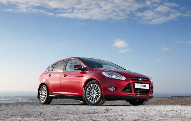 Новый Ford Focus — самый продаваемый автомобиль в мире